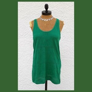 Mossimo Supply Co Green Tank Top